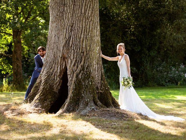 Le mariage de Sebastien  et Tiffany