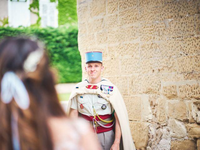 Le mariage de Laurent et Audrey à Beaumont-lès-Valence, Drôme 1