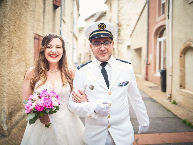 Le mariage de Laurent et Audrey à Beaumont-lès-Valence, Drôme 9