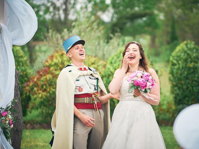 Le mariage de Laurent et Audrey à Beaumont-lès-Valence, Drôme 14