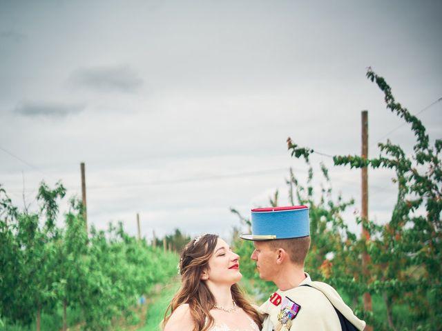 Le mariage de Laurent et Audrey à Beaumont-lès-Valence, Drôme 17
