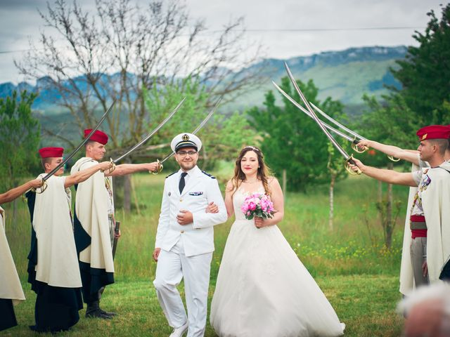 Le mariage de Laurent et Audrey à Beaumont-lès-Valence, Drôme 24