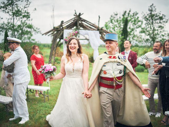 Le mariage de Laurent et Audrey à Beaumont-lès-Valence, Drôme 32