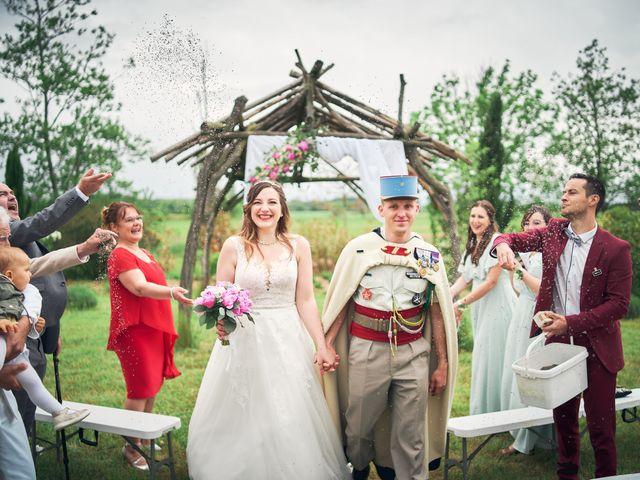 Le mariage de Laurent et Audrey à Beaumont-lès-Valence, Drôme 33