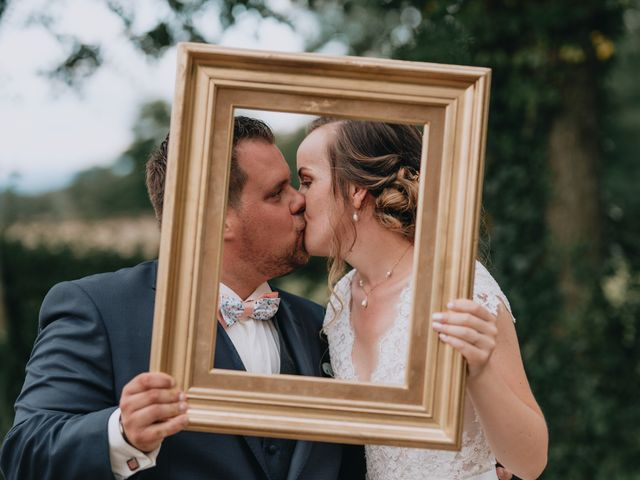 Le mariage de Damien et Eilyn à Rive-de-Gier, Loire 1