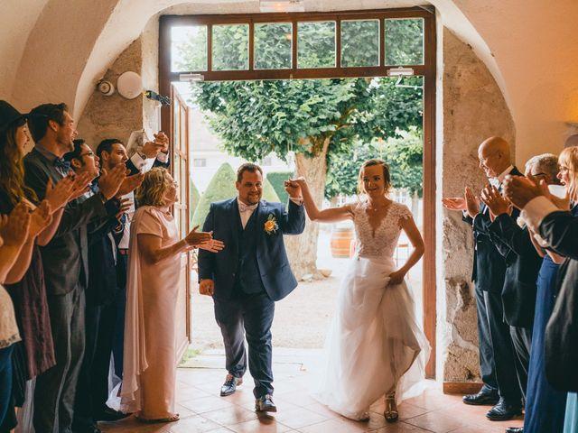 Le mariage de Damien et Eilyn à Rive-de-Gier, Loire 2