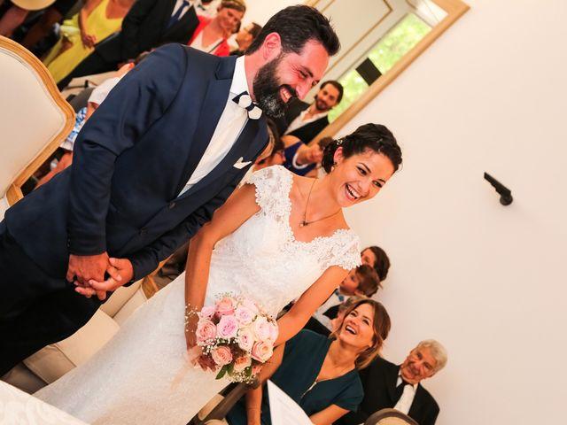 Le mariage de Anthony et Mireille à Aix-en-Provence, Bouches-du-Rhône 10