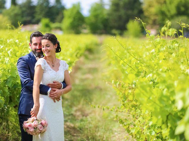 Le mariage de Mireille et Anthony