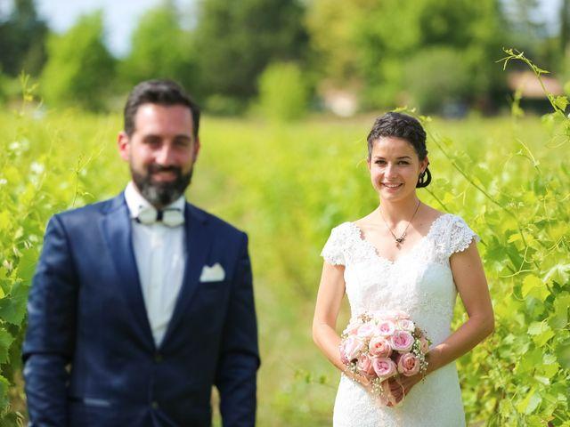 Le mariage de Anthony et Mireille à Aix-en-Provence, Bouches-du-Rhône 20