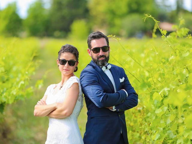 Le mariage de Anthony et Mireille à Aix-en-Provence, Bouches-du-Rhône 22