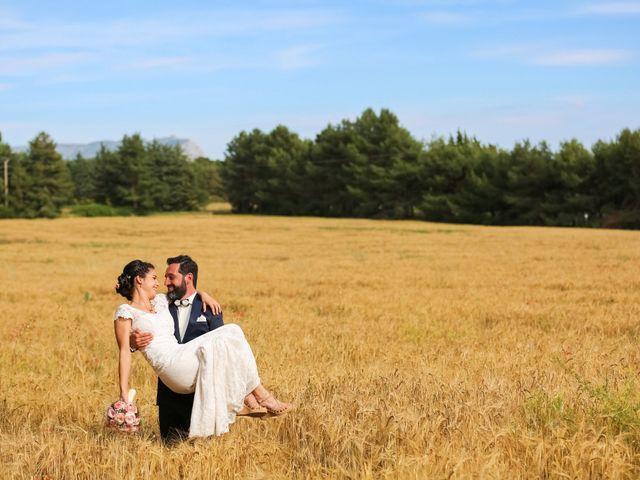 Le mariage de Anthony et Mireille à Aix-en-Provence, Bouches-du-Rhône 27