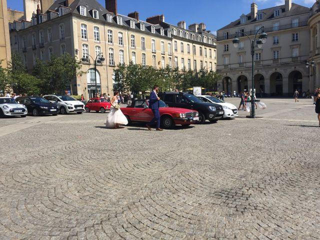 Le mariage de Amaury et Marion à Rennes, Ille et Vilaine 1