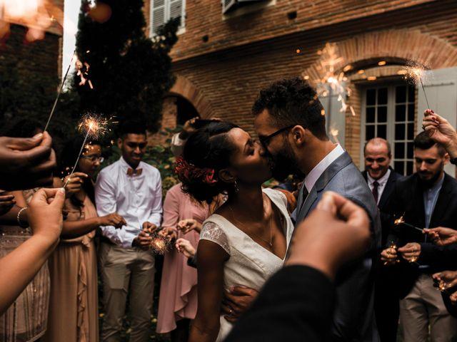 Le mariage de Jérémy et Gabrielle à Grenade, Haute-Garonne 6