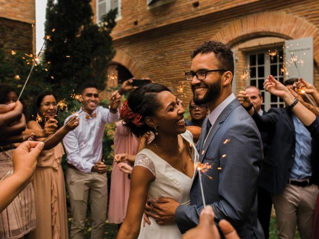 Le mariage de Jérémy et Gabrielle à Grenade, Haute-Garonne 7