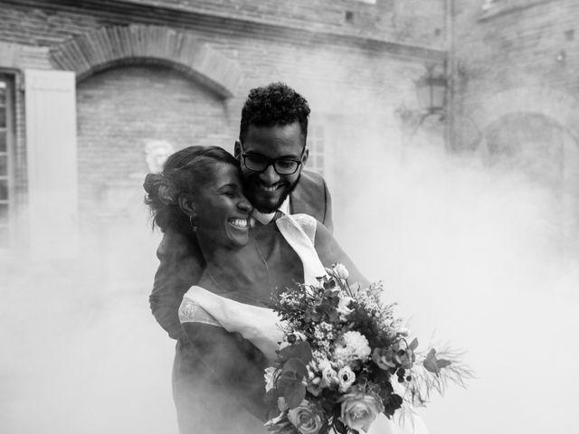 Le mariage de Jérémy et Gabrielle à Grenade, Haute-Garonne 1