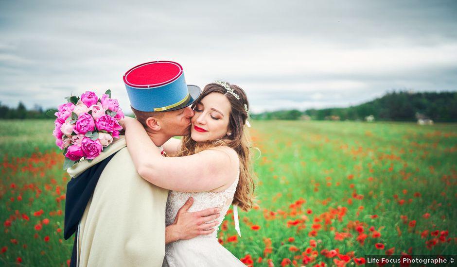Le mariage de Laurent et Audrey à Beaumont-lès-Valence, Drôme