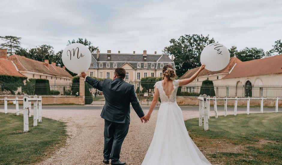 Le mariage de Damien et Eilyn à Rive-de-Gier, Loire