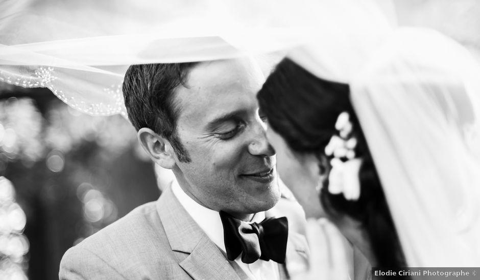 Le mariage de Derrick et Emilie à Nîmes, Gard