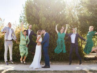 Le mariage de Marion et Arthur