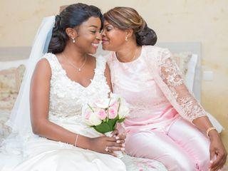 Le mariage de Daphné et Divin 2