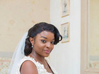 Le mariage de Daphné et Divin 3