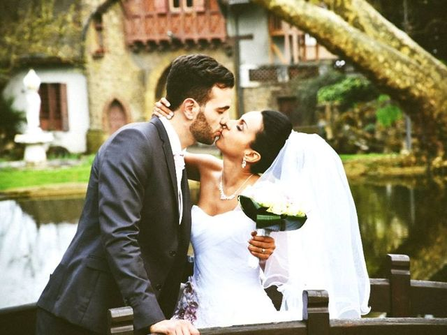 Le mariage de Johanna et Matthieu