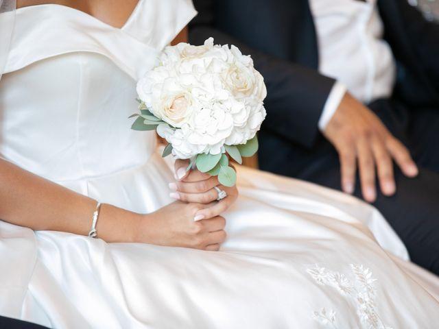 Le mariage de Nassim et Fatiha à Paris, Paris 19