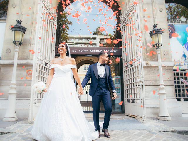 Le mariage de Nassim et Fatiha à Paris, Paris 23