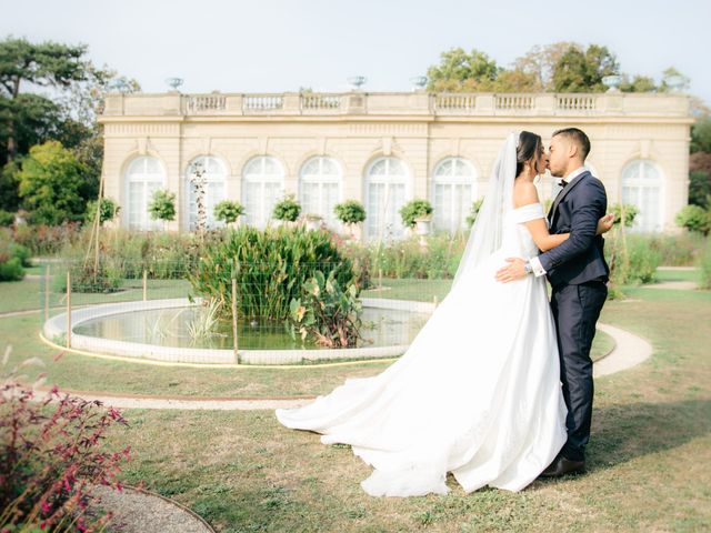 Le mariage de Fatiha et Nassim
