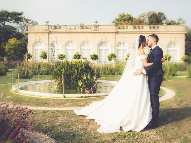 Le mariage de Nassim et Fatiha à Paris, Paris 26