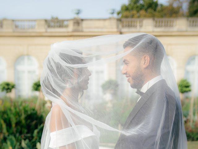 Le mariage de Nassim et Fatiha à Paris, Paris 27