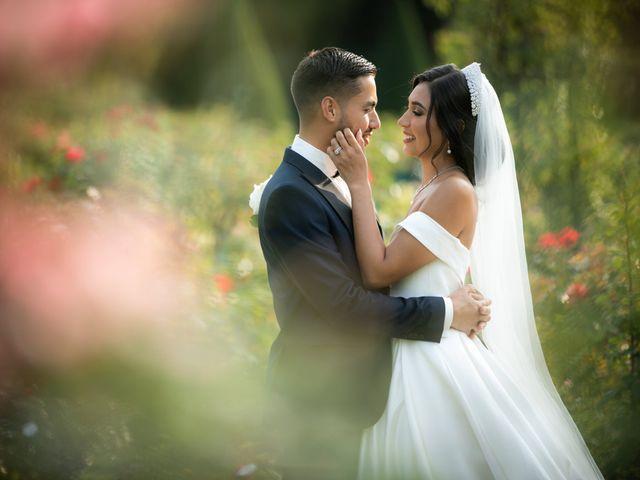 Le mariage de Nassim et Fatiha à Paris, Paris 30