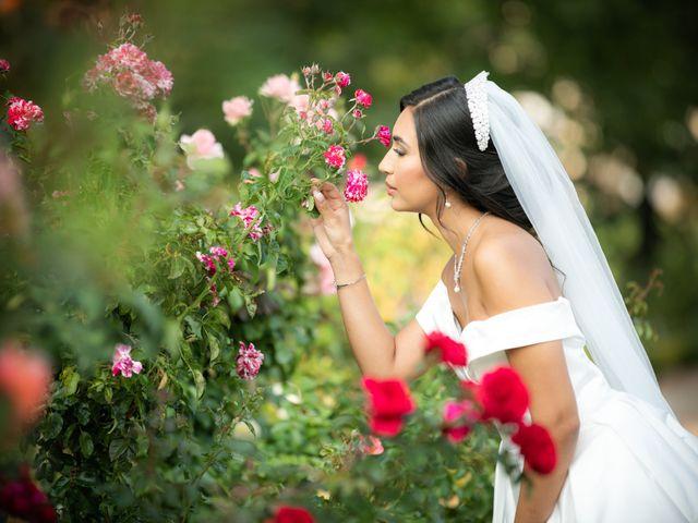 Le mariage de Nassim et Fatiha à Paris, Paris 1