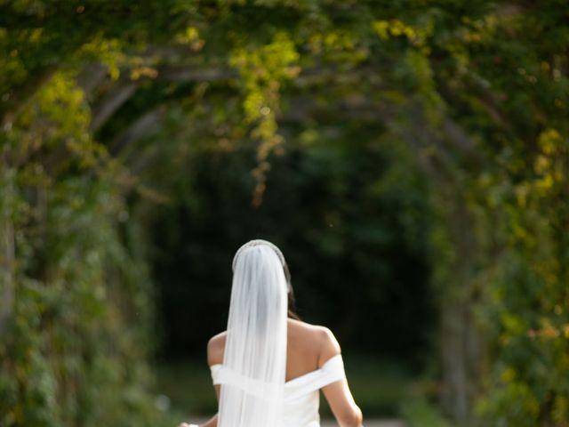 Le mariage de Nassim et Fatiha à Paris, Paris 32