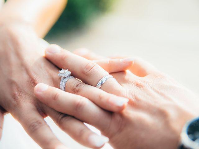 Le mariage de Nassim et Fatiha à Paris, Paris 33