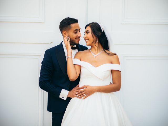 Le mariage de Nassim et Fatiha à Paris, Paris 36