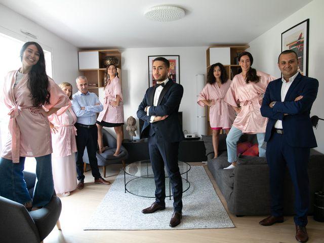 Le mariage de Nassim et Fatiha à Paris, Paris 51