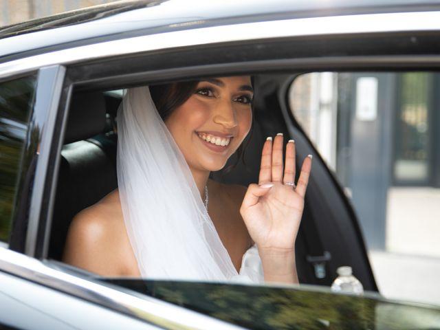 Le mariage de Nassim et Fatiha à Paris, Paris 66