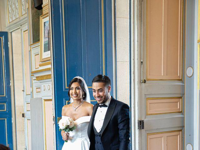 Le mariage de Nassim et Fatiha à Paris, Paris 68
