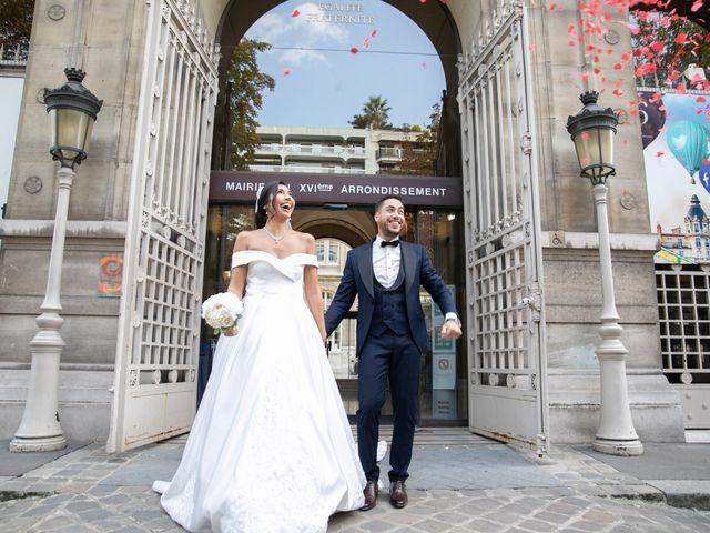 Le mariage de Nassim et Fatiha à Paris, Paris 72