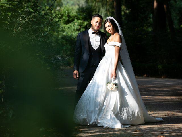 Le mariage de Nassim et Fatiha à Paris, Paris 78