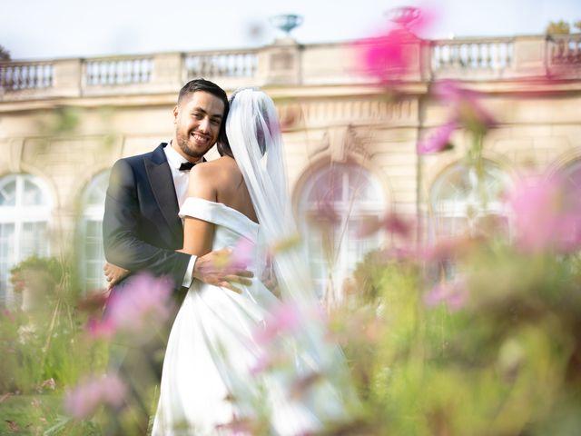 Le mariage de Nassim et Fatiha à Paris, Paris 80