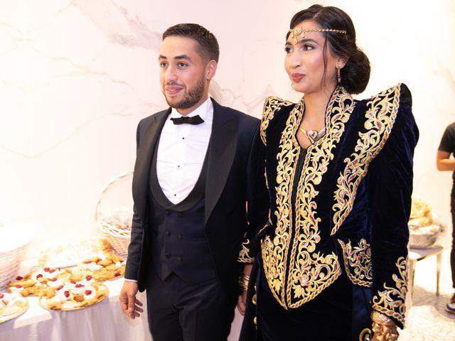 Le mariage de Nassim et Fatiha à Paris, Paris 92