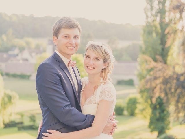 Le mariage de Justine et Franck