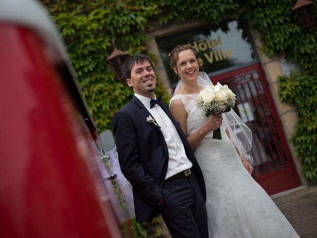 Le mariage de Jérémie et Sophie à Moncoutant, Deux-Sèvres 2