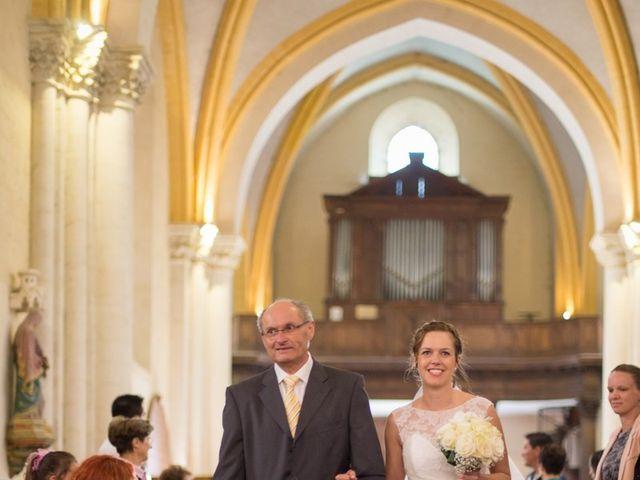 Le mariage de Jérémie et Sophie à Moncoutant, Deux-Sèvres 5