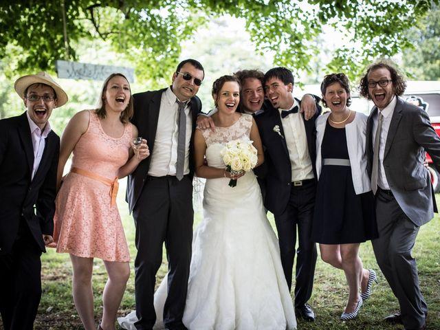 Le mariage de Jérémie et Sophie à Moncoutant, Deux-Sèvres 8