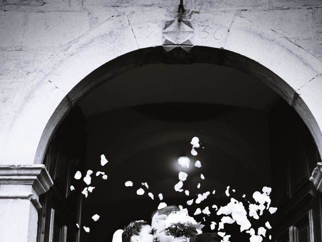 Le mariage de Thibaud et Adda à Besançon, Doubs 1