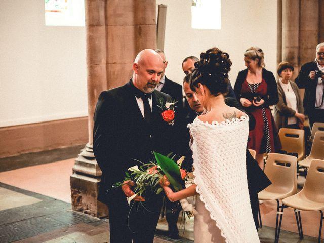 Le mariage de Jérome et Ludivine à Rougemont-le-Château, Territoire de Belfort 22