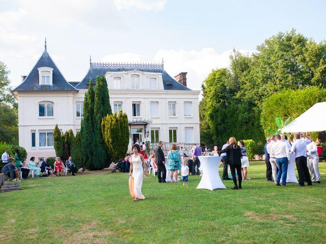 Le mariage de Cédric et Jessica à Belloy-en-France, Val-d'Oise 11